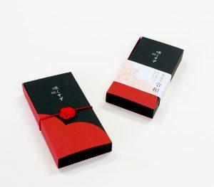 「咲くすず」2個入りパッケージ
